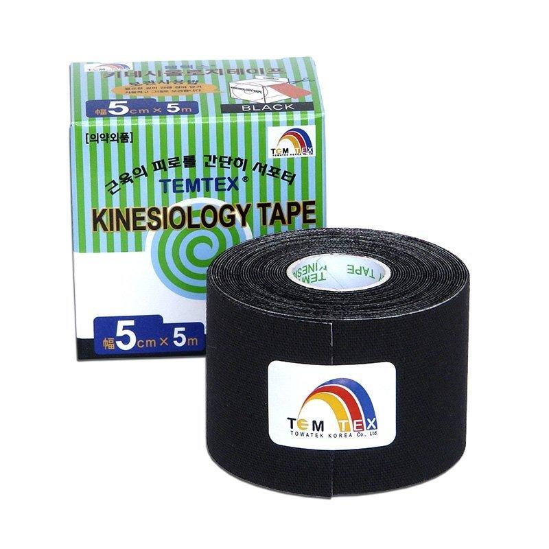 TEMTEX Classic - tejpovací páska 5 cm x 5m - černá