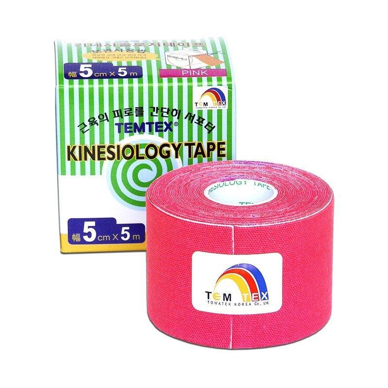 TEMTEX Classic - tejpovací páska 5 cm x 5m - růžová
