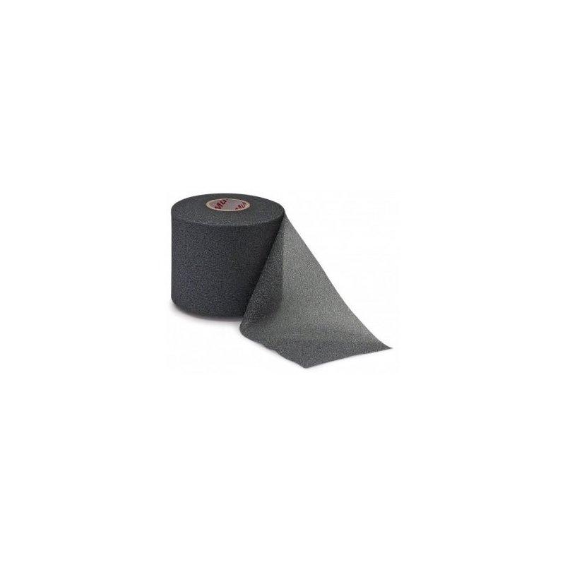 MUELLER MWrap® Colored, podtejpovací molitanová páska 7cm x 27,4m černá
