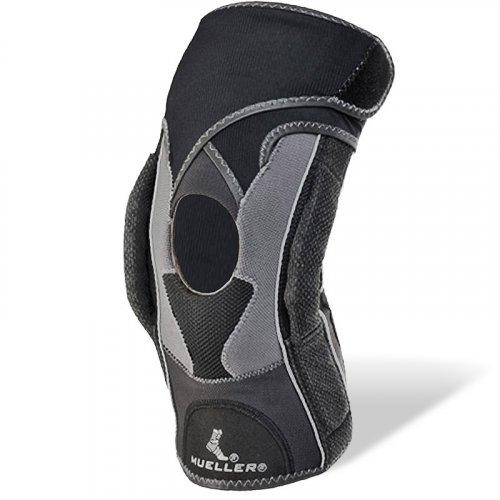 MUELLER Hg80® Premium Hinged Knee Brace, kolenní kloubová ortéza