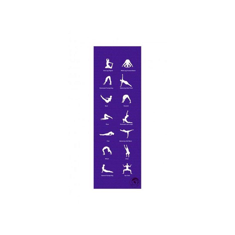 Trendy YogaMat Home - kvalitní cvičební podložka