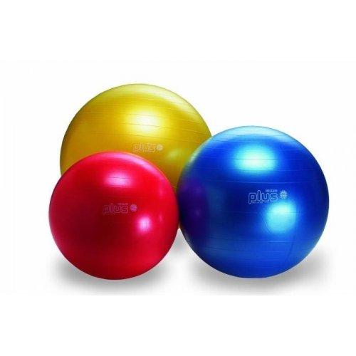 GYMNIC Plus Gymnastický míč průměr 75 cm - žlutý