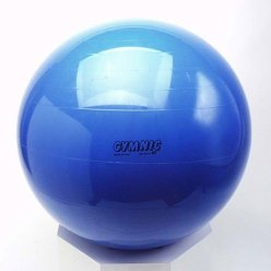 GYMNIC Classic gymnastický míč průměr 65 cm - modrý