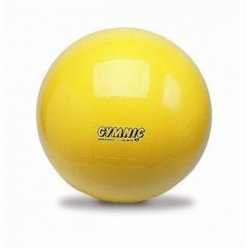 GYMNIC Classic gymnastický míč průměr 45 cm - žlutý