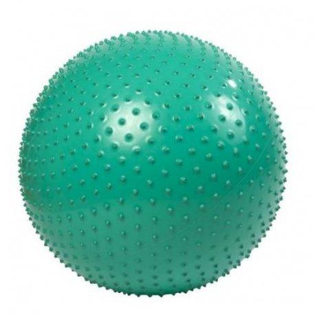 Gymnastický míč Therasensory - velký cvičební míč s masážními výstupky