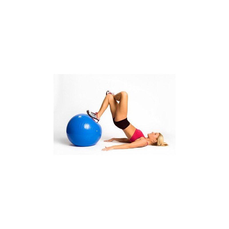 Velký gymnastický míč Ledragomma k rehabilitačnímu cvičení