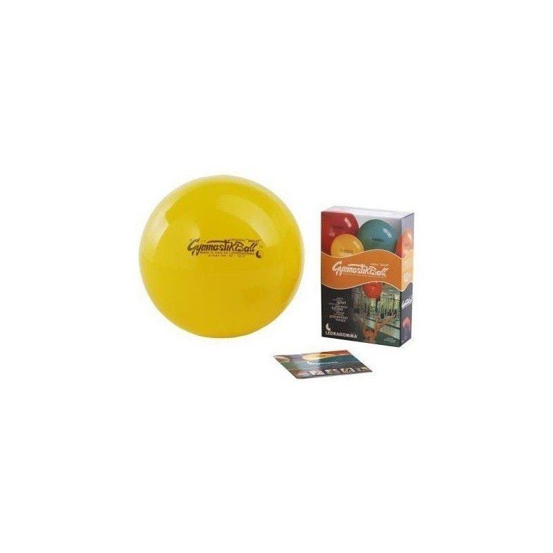 Nafukovací cvičební míč k mnohostrannému využití