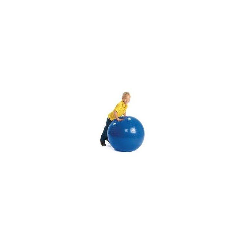 Sportovní nafukovací míč k rehabilitaci a posilování