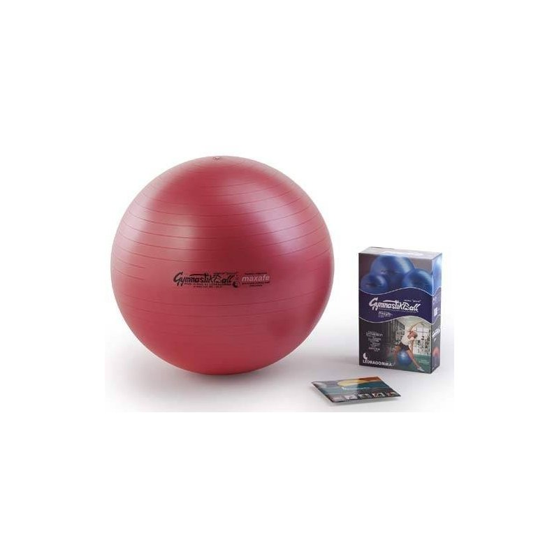 Velký cvičební míč pro cvičení v těhotenství a po porodu