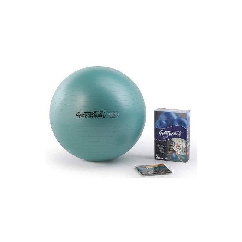 Velký nafukovací míč pro domácí cvičení