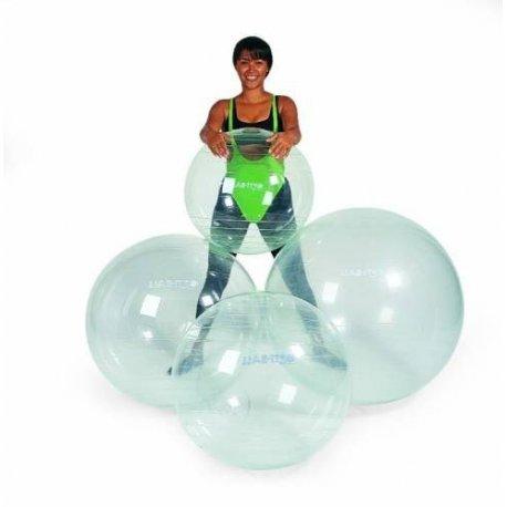 OptiBall průhledný velký míč