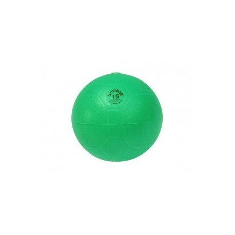 Aerobic Ball 15 cm - lehký nafukovací míč pro lepší držení těla