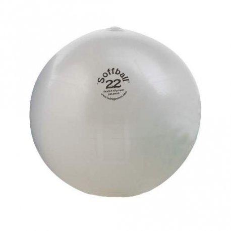 SoffBall 22 cm - LEDRAGOMMA