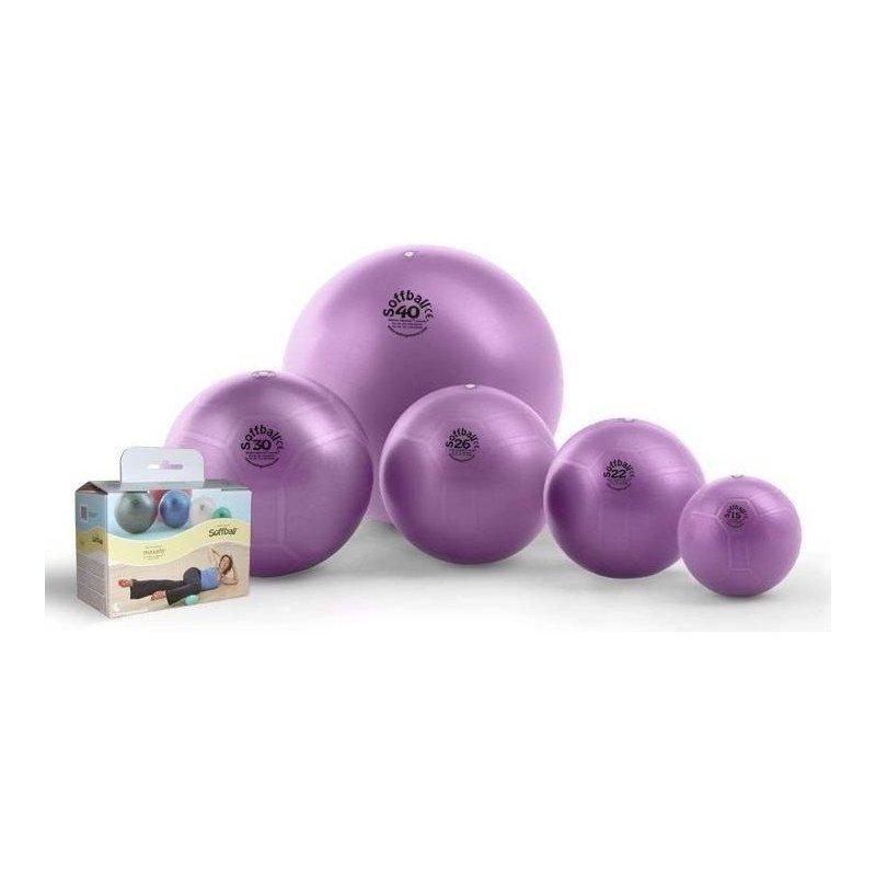 Barevný nafukovací míček Aerobic Ball