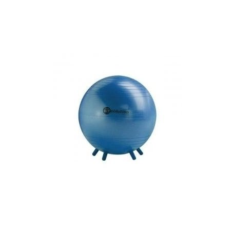 Sit solution maxafe - gymnastický míč s gumovými nožičkami