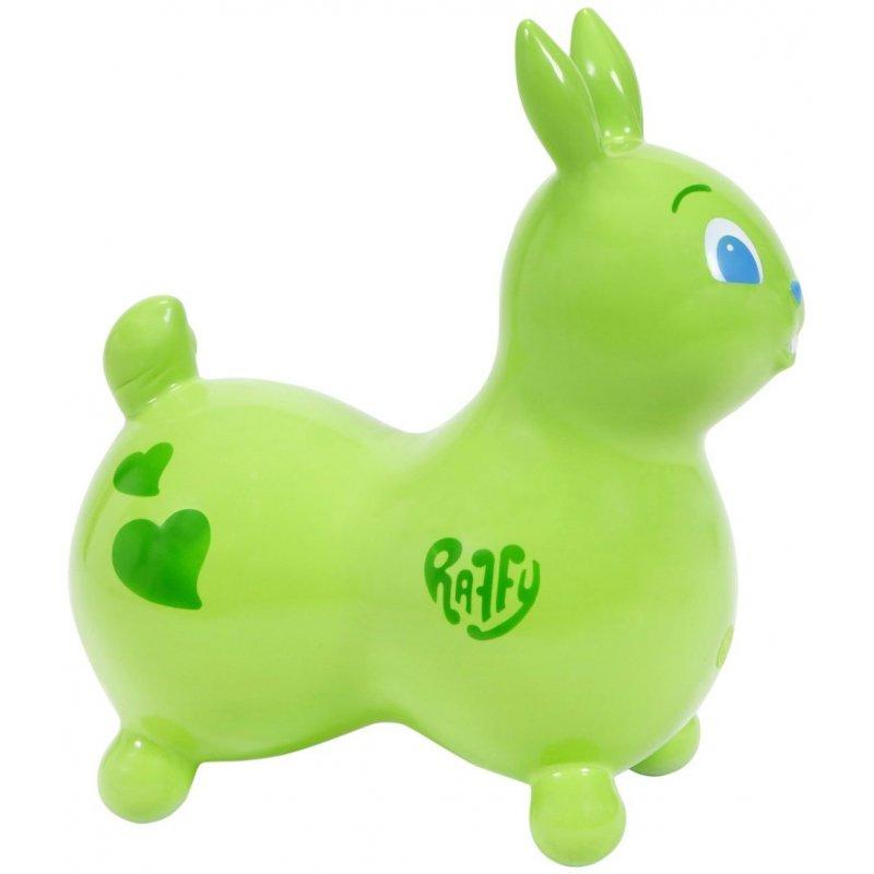 Raffy králík - skákací nafukovací zvířátko