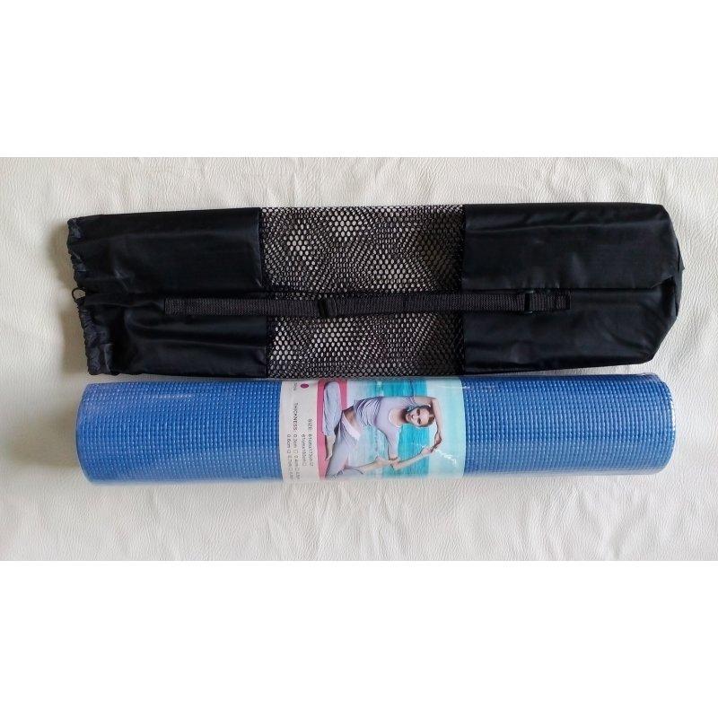 Yoga cvičební podložka 6mm s obalem