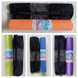 Cvičební podložka 6 mm s obalem - různé barvy