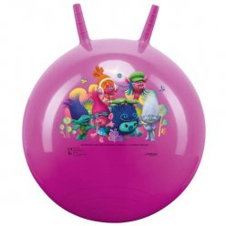 JOHN Skákací míč Hop Trolls 45 - 50 cm