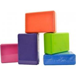 Podkládací kvádr Yoga Block - dvě velikosti