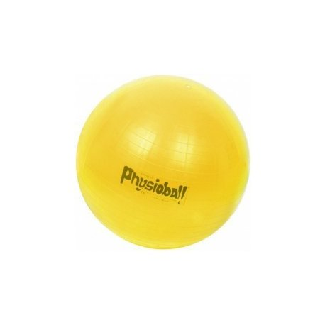 LEDRAGOMMA Physioball standard průměr 105 cm žlutý