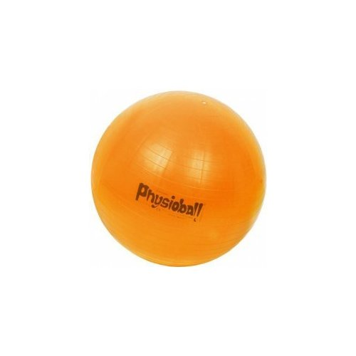 LEDRAGOMMA Physioball Standard průměr 120 cm - oranžový
