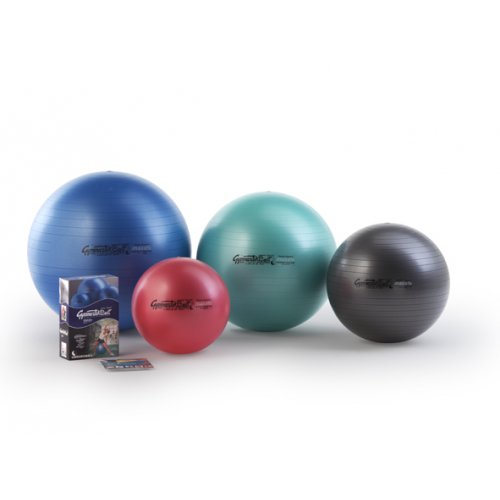 LEDRAGOMMA Gymnastik Ball Maxafe KOMPLET průměr 53 cm