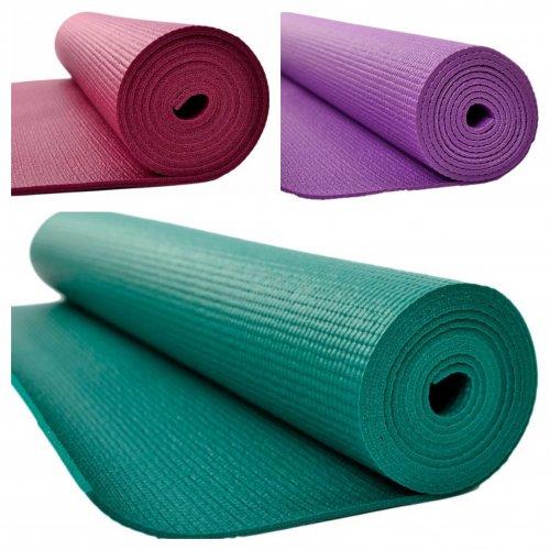 Yoga cvičební podložka 6mm