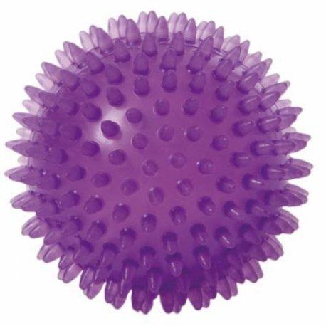 Masážní míček ježek měkký - průměr 10 cm