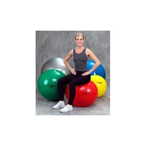 THERABAND Gymball průměr 65 cm - zelený