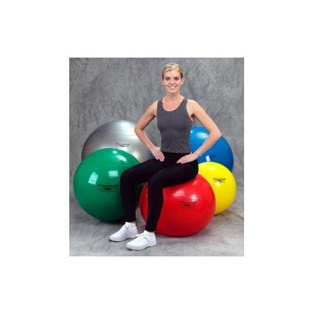 Gymball Thera Band průměr 65 cm zelená SLEVA!! DOPRODEJ