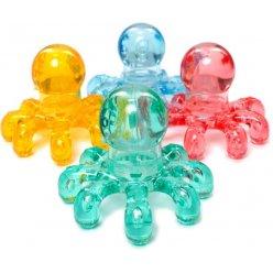 Masážní zvířátko chobotnička