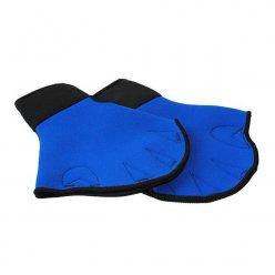 Plavecké neoprenové rukavice na suchý zip (pár) vel. M