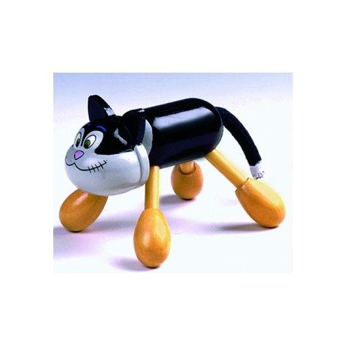 Masážní zvířátko kočička