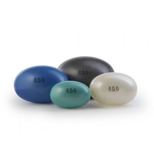 LEDRAGOMMA Egg Ball Standard průměr 45 cm - žlutá