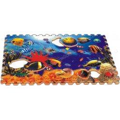 Moře EVA - puzzle pěnové 51 ks (PN110P)