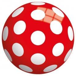 Dětský míč s puntíky 22 cm - JOHN