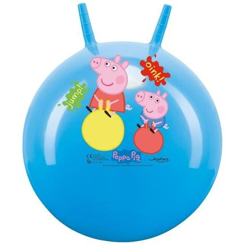 Skákací míč - Hop Prasátko Peppa 45-50 cm