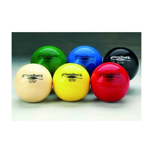 THERABAND Soft Weight Medicine ball 0,5 kg