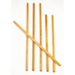 Gymnastická tyč - dřevěná 100 cm x 2,5 cm