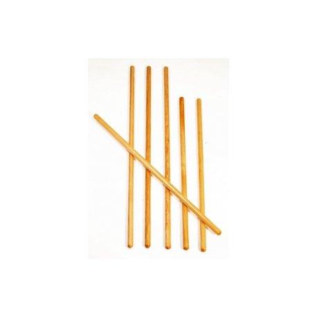 Gymnastická tyč - dřevěná 100cm x 2,5cm