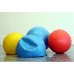 Over ball Softgym 23 cm - různé barvy