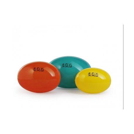 LEDRAGOMMA Egg ball elipsa standard průměr 65 cm zelená
