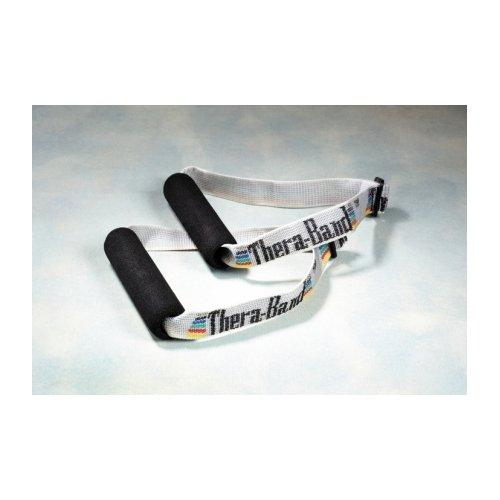 THERA-BAND Příslušenství k Thera band pásům - madlo krátké 2 ks