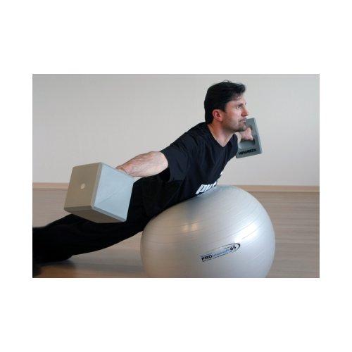 LEDRAGOMMA Pro Maxafe Gymball průměr 53 cm