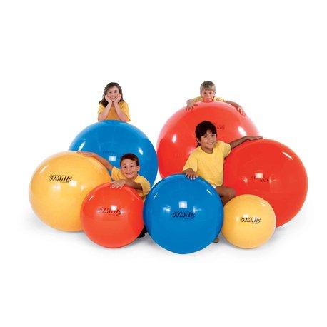 Gymnastický míč Gymnic průměr 65 cm modý