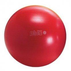 GYMNIC Plus Gymnastický míč průměr 55 cm - červený