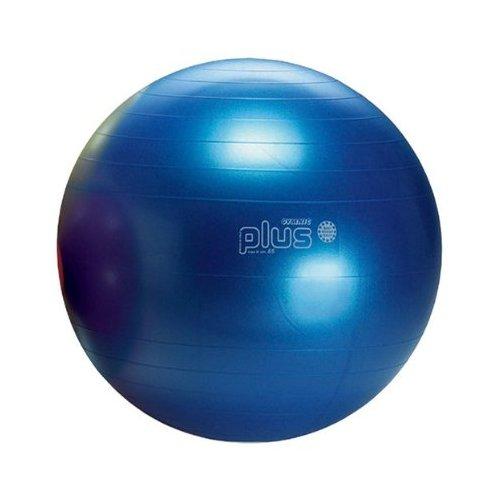 GYMNIC Plus Gymnastický míč průměr 65 cm - modrý