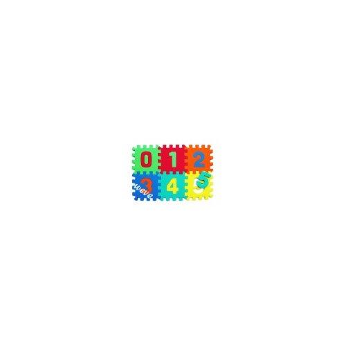 Dětské pěnové puzzle - čísla 25ks