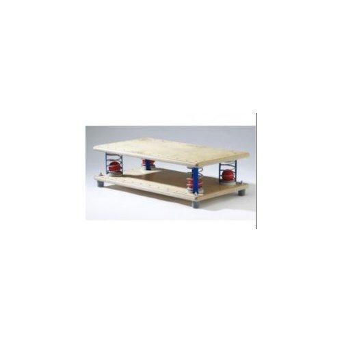Pružinová deska velká 150 cm